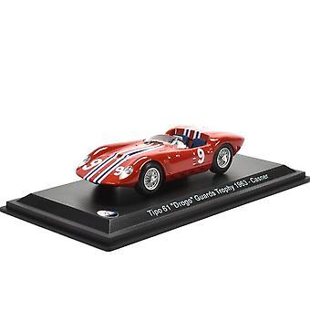 Maserati Tipo 61 'Drogo' (Guards Trophy 1963) Diecast Model Car