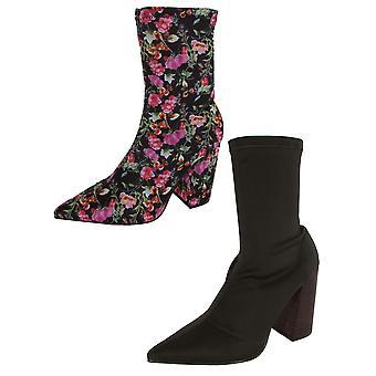 Steve Madden Femme Lombard Slip Sur Bootie Chaussures