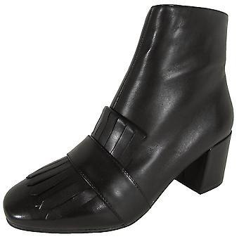 Steven Womens Shooter Kiltie Bootie Shoes