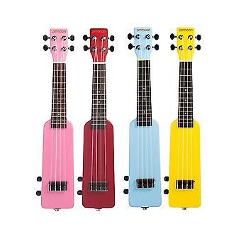 21 Inch okoume solid wood electric ukulele ukelele uke kit