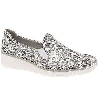 أحذية عادية النسائي ميلغار Rieker