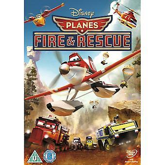 طائرات 2 النار والإنقاذ دي في دي