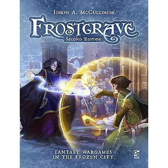 Frostgrave: Second Edition: Fantasy Wargames in the Frozen City by Joseph A. McCullough (Hardcover, 2020)