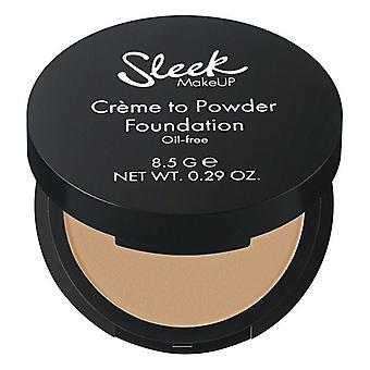 Crème Make-up Base Crème To Powder Sleek (8,5 g)