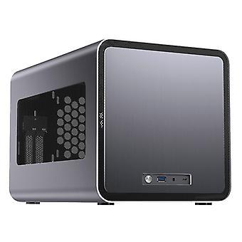 Jonsbo V8 Mini-ITX Fodral - Grå