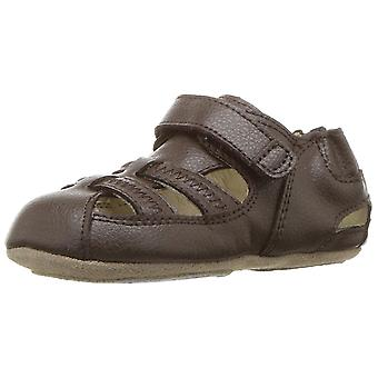 Kids Robeez Boys Rugged Rob Low Top Slip On Walking Shoes