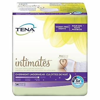 Essity Female Adult Absorbent Underwear, X-Large, 12 Bags