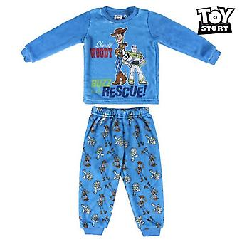 Lasten pyjama lelu tarina sininen