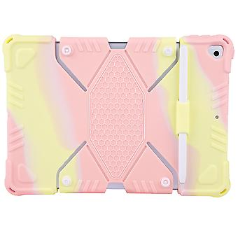 YANGFAN Silicone Stand Cover Protective Case for iPad