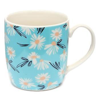 Puckator Pick of the Bunch Daisy Porcelain Mug