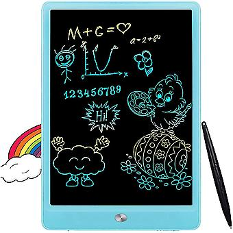 Lcd Writing Tablet Erasable Doodle Board Kids Reusable Drawing Pads Small Blackboard