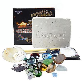 Gem Sieraden Opgraving Dig Science Kits Kinderen Archeologie Biologie Onderwijs Speelgoed