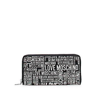 Love Moschino - Accessories - Wallets - JC5632PP1DLE1-00A - Women - black,white