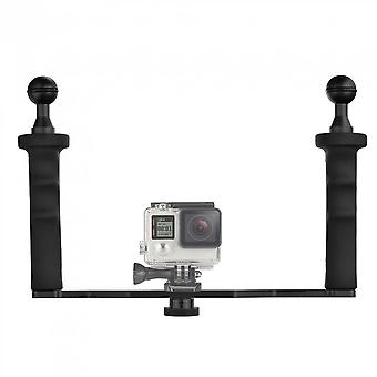 Shoot High Quality Material Aluminum Alloy Handle Hand Grip Camera Stabilizer