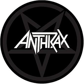 Mentbrand ryggplåster: pentathrax