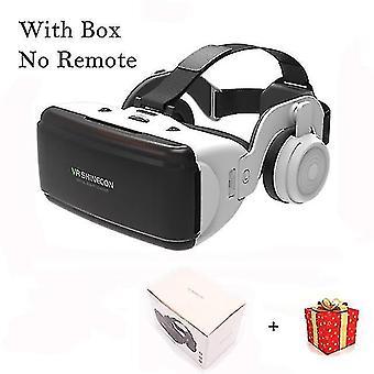 3D okuliare vr shinecon casque helma 3D okuliare virtuálna realita pre smartfón smart phone headset okuliare