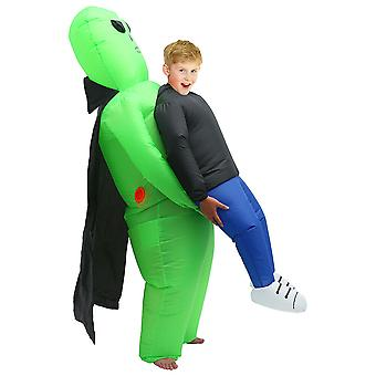 Unisex Inflatable Costume Suit Adult Funny Alien Cosplay Christmas Outfits Uk