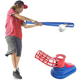 Ball Set For Kids Baseball Toy Set Outdoor Indoor Game  Includes 3 Balls Improves Batting Skills