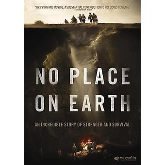 No Place on Earth [BLU-RAY] USA import