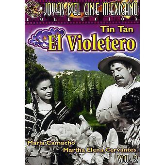 El Violetero (Spanish) [DVD] USA import
