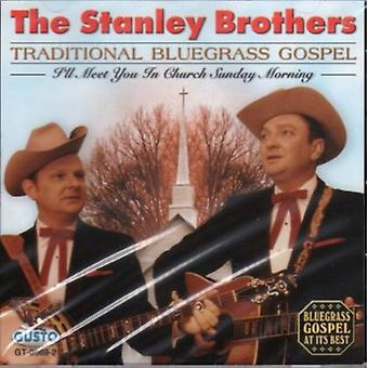 Stanley Brothers - Traditional Bluegrass Gospel [CD] USA import