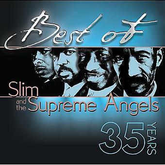 Slim & the Supreme Angels - Best of Slim & the Supreme Angels [CD] USA import