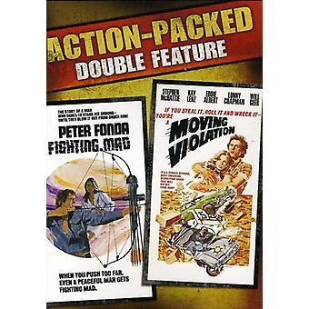 Kjemper Mad/flytende brudd [DVD] USA import