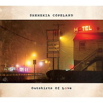 Shemekia Copeland - Outskirts of Love [CD] USA tuonti