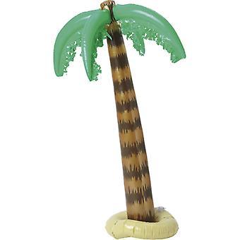 Palm tree inflatable 92 cm summer party Dekopalme