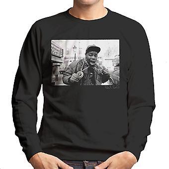 BIZ Markie bara en vän Mäns tröja