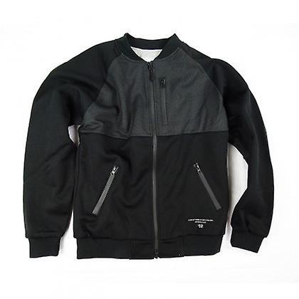 Ladrones y castillos Sporthief béisbol chaqueta negro
