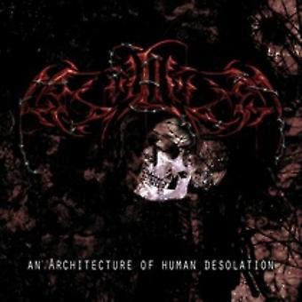 Asylium - Architecture of Human Desolation [CD] USA import