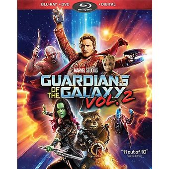 Guardians of the Galaxy 2 [Blu-ray] USA import