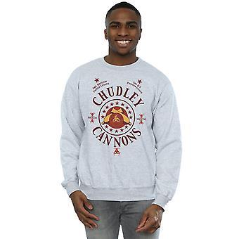 Harry Potter Men's Chudley Cannons Logo Sweatshirt