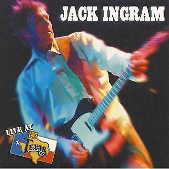 Jack Ingram - Live at Billy Bob's Texas [CD] USA import