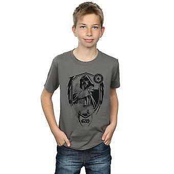 حرب النجوم الأولاد دارث فيدر الدرع القميص