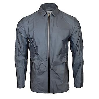 Adidas Originals Herren Blau Freizeit taktische Jacke AY8520