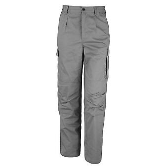 Result Work-Guard Mens Work-Guard Action Trousers