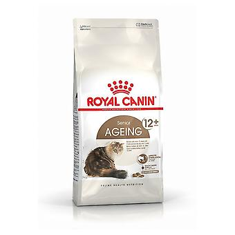 Royal Canin Katze Essen Trockenmischung Altern 2 kg 12 + Jahre alt
