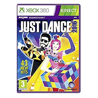 Just Dance 2016 (Xbox 360) - Factory Sealed