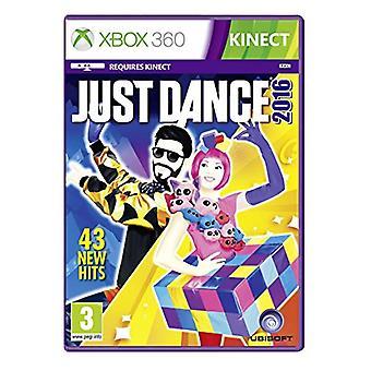 Just Dance 2016 (Xbox 360) - Nouveau
