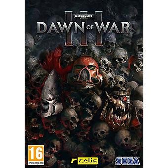 Warhammer 40000 Dawn of War III Collectors Edition PC CD Game