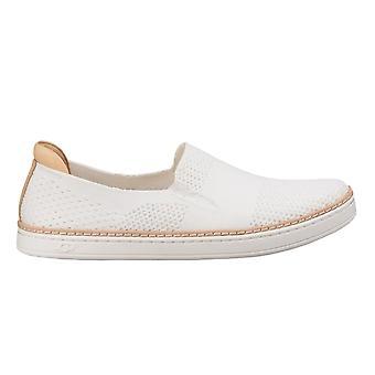 UGG סמי לבן 1016756WHT הקיץ נשים נעליים