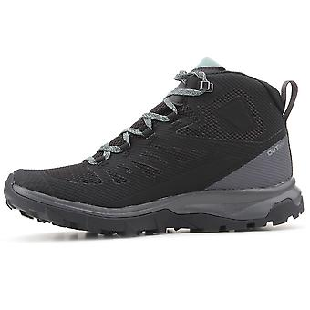 Salomon Outline Mid Gtx 404844 trekking all year women shoes