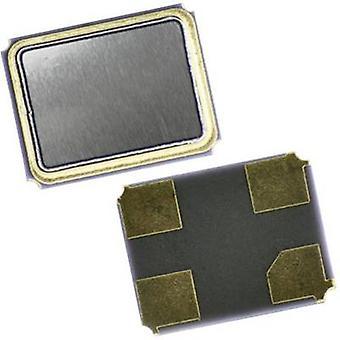 Qantek Quartz crystal QC3220.0000F12B12M SMD 4 20.0000 MHz 12 pF 3.2 mm 2.5 mm 0.8 mm 1 pc(s) Tape cut