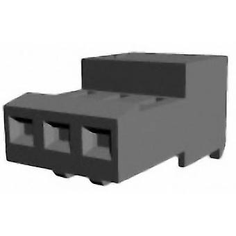 TE Connectivity Receptacles (standard) MTA-100 Total number of pins 2 3-640441-2 1 pc(s)