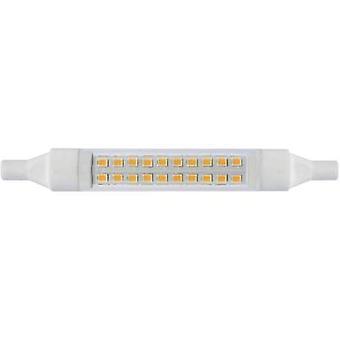 LightMe LM85153 LED (monochrome) EEC A+ (A++ - E) R7s Tubular 9 W Warm white (Ø x L) 15 mm x 118 mm 1 pc(s)