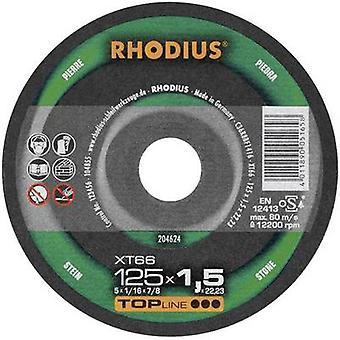 Rhodius XT 66 204625 Cutting disc (straight) 115 mm 22.23 mm 1 pc(s)