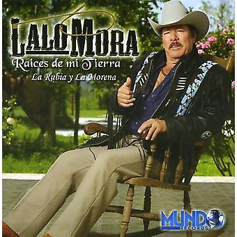 Lalo Mora - Raices De MI Tierra [CD] USA import
