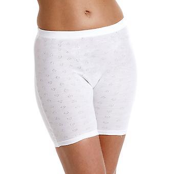 Camille Warm Womens ondergoed Winter broek thermische Shorts